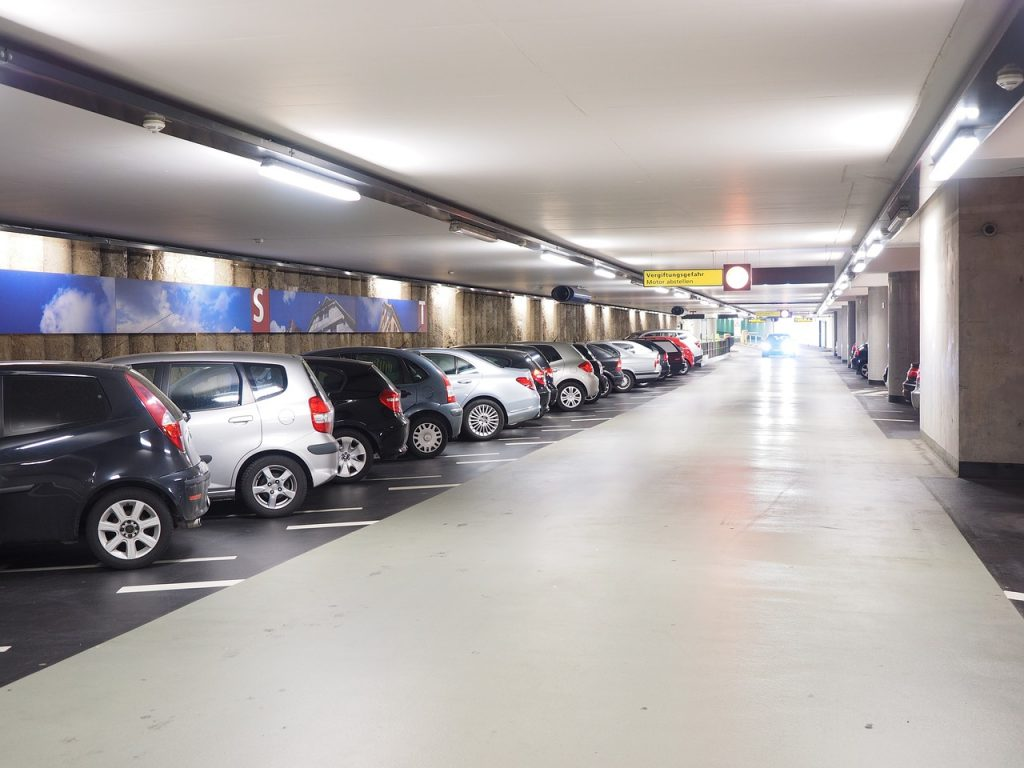 Parcheggi custoditi